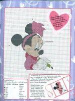 "Gallery.ru / anfisa1 - Альбом ""punto de cruz Disney 13"""