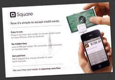 Square is one service for your entire business, from a register in your pocket to reports on your laptop. Whether you're selling out of your trunk or opening your twentieth location, Square helps make business a little less work.