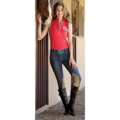 Goode Rider Jean Rider Breeches  want these pants
