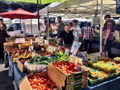Fort Mason Farmers' Market in San Francisco, CA