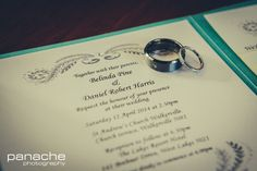 Sky Blue Wedding Invitation - Weddings - Rings - Panache Photography - Adelaide - Inspiration - Reception - Adelaide Wedding Photography - Wedding Photography Adelaide - Adelaide Wedding Photographers - Panache Photography #weddinginspiration #adelaideweddingphotographers #weddingphotographyadelaide #weddingphotography #panachephotography