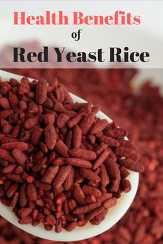 Health benefits of red yeast rice include regulation of blood sugar and lowering bad cholesterol What Causes High Cholesterol, Cholesterol Levels, Cholesterol Guidelines, Reduce Cholesterol, Avocado Health Benefits, Red Yeast Rice Benefits, Thyroid Diet, Diabetes In Children, Cure Diabetes