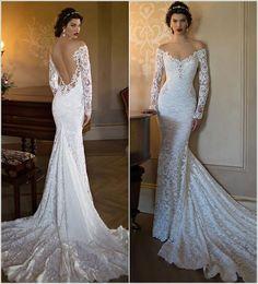 low back wedding dresses 4-161020