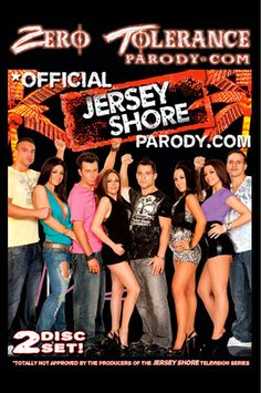 """James Deen DVD giveaway - """"The Official Jersey Shore Parody"""" - Ends June 30th"""