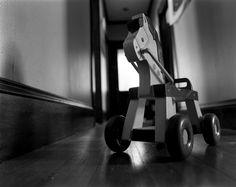 Toy Horse, 1987