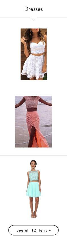 """""""Dresses"""" by rach1014 ❤ liked on Polyvore"""