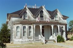 1880's Gothic Revival House