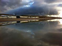 Castricum aan Zee in de winter