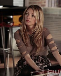 Gossip Girl 5x23 The Fugitives #SerenaVanDerWoodsen #BlakeLively