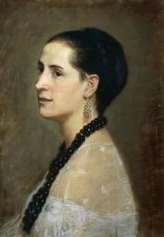 """Giovanni Boldini (Italian, 1842-1931) """"Ritratto di Adelaide Ristori"""" 1868 Firenze, Palazzo Pitti"""