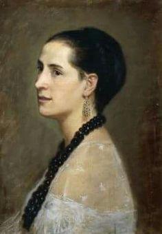 size: Giclee Print: Portrait of Adelaide Ristori by Giovanni Boldini : Giovanni Boldini, Italian Painters, Italian Artist, Pencil Portrait, Female Portrait, John William Waterhouse, Modern Portraits, Daguerreotype, Singer Sargent