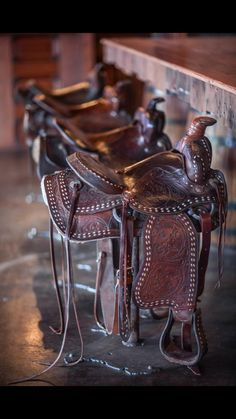 How To Make A Bar Stool Out Of Old Horse Saddle Horse
