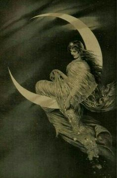 Moon Fairy from Victorian Trading Co.