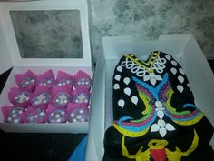 Irish dancing costume cake for a confirmation today . Cake is a copy of her dress . Irish Dance, Confirmation, Dance Costumes, Birthday Candles, Dancing, Cakes, Dress, Gowns, Dance