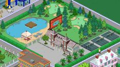 Welcome to the fabulous Springfield Country Club!
