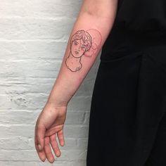 Tattoo artist: Adam Traves aka Disinhibition