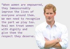 7 Quotes By Famous Feminist Men | Tour de STFU fit