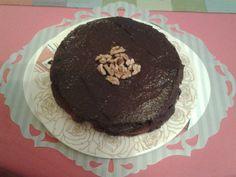 Gâteau du dimanche - chocolat, noix, noix de pécan !