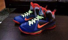 1682cdc4b80f Nike LeBron 9