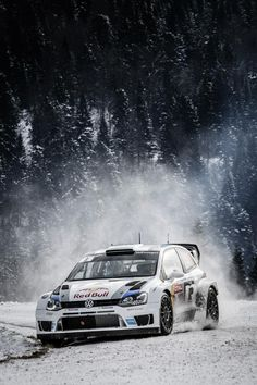 gearheadsandmonkeywrenches:  Volkswagen Polo R WRC.
