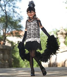 '20s flapper costume this would look so cute in pictures! Starts at $49