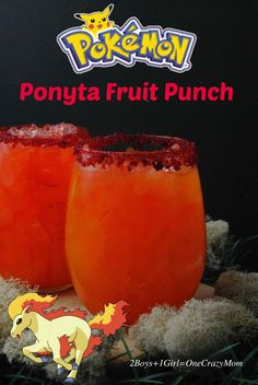 Ponyta-fruit-punch-pokemon-inspired-drink-idea-
