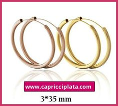AROS DE PLATA 925M Los puedes encontrar en : www.capricciplata.com  www.facebook.com/capricci.plata1 Bangles, Bracelets, Hoop Earrings, Photo And Video, Facebook, Jewelry, Silver Hoops, Silver Jewellery, Natural Stones