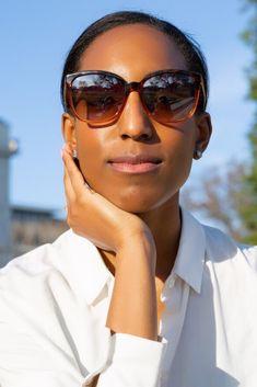 64a69a02ca Ann Taylor Cateye Sunglasses #TheStoriedLife Lana Jackson DC Stylist  LIKETOKNOWIT app The Storied Life Blog