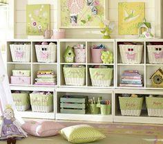 All Glorious Within: Nursery Storage
