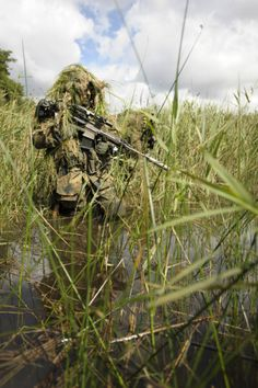 Airsoft hub is a social network that connects people with a passion for airsoft. Talk about the latest airsoft guns, tactical gear or simply share with others on this network Military Weapons, Military Art, Ghost Recon 2, Ghost Soldiers, Tactical Wall, Ghillie Suit, German Army, Camouflage, Special Forces