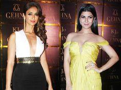 Bonding Over Style: Ileana D'Cruz, Nimrat Kaur http://movies.ndtv.com/photos/bonding-over-style-ileana-dcruz-nimrat-kaur-karan-johar-16387