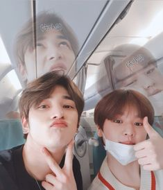 hangyul and dohyon icon ♡ don't reupload! Ill Never Forget You, Thing 1, Day6, Meme Faces, Kpop Boy, K Idols, Boyfriend Material, Twitter, Dancer