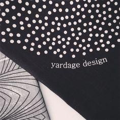 Linen tea towels created by Yardage Design, in Brisbane. Photo - Antler & Moss