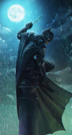 The Dark Knight by Bryan Keith Aranda!