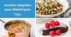 Kraft Canada diabetes centre brings you recipes for diabetics that help you stay on track…deliciously! Diabetic Recipes, Cooking Recipes, Diet Recipes, Diabetic Friendly, Sugar Free, Meal Ideas, Food Ideas, Healthy Snacks, Oatmeal
