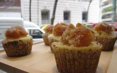 Cupcakes cítricos - Isabel Vermal