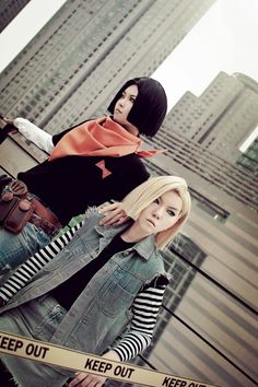 Android 18 from Dragon Ball Z Dbz, Android 18 Cosplay, Noragami, Best Cosplay, Resident Evil, Tokyo Ghoul, Dragon Ball Z, Yuri, Anime