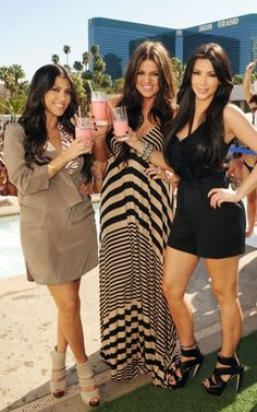 khloe, kim, kourtney