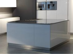 Cocina con isla FLY by RIFRA