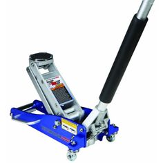 1.5 Ton Compact Aluminum Racing Jack with Rapid Pump PITTSBURGH At The Neighborhood Corner Store http://www.amazon.com/dp/B009SX8494/ref=cm_sw_r_pi_dp_1oJ0vb1TMQD7Z