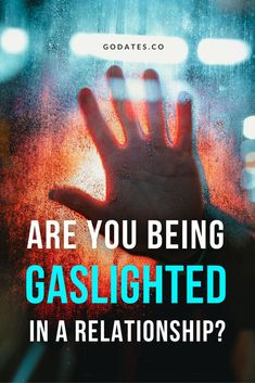 It is all about control. Gaslighting is not exclusive to a romantic relationship; it can happen between family members, friends, and colleagues. The more time you spend with a gaslighter, the easier it is for them to carry out the manipulation because it is something that they do over a long period. Gaslighting is a form of emotional abuse, but unlike other types of it, it can be incredibly subtle and can take the victim a long time to realize that it's even happening.