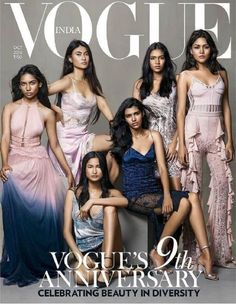 Vogue India October 2016 - Various models