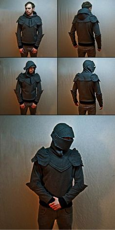 Grey-Knight-Armored-Hoodie
