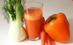 Orange Garden Juice