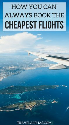 Want to know how to find the cheapest flights? Or how to book the lowest airfare? This article details 20 secrets that will help you save money on airfare. Air Travel, Cheap Travel, Solo Travel, Budget Travel, Travel Wall, Travel Advice, Travel Tips, Travel Destinations, Travel Hacks