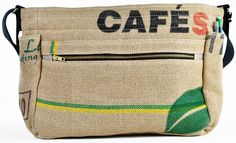 Colcasac Juan Valdez Shoulder Bag Is Perfect For CoffeeGeeks - Tech & Accessory News - Gadgetmac