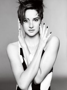 Shai is fierce