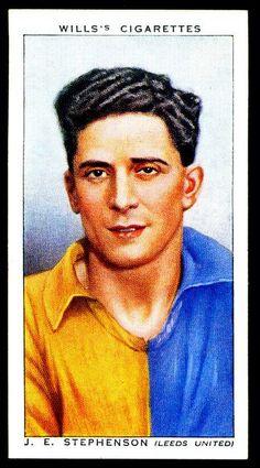 Joseph Stephenson, Leeds United