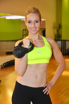 When I go to the gym, swinging a heavy metal weight around my head isnothigh on my list of to-dos. I tend to avoid equipment I don't know how to use—even the kettlebell, a simple-looking weight (that handy grip!) that promises better results than s