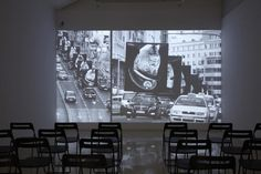 Los Encargados  , 2013. Vista de la instalación. Cortesía de los Artistas y Galería Helga de Alvear, Madrid. Foto: Joaquín Cortés